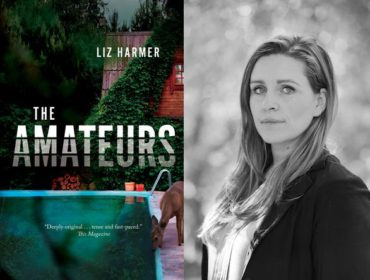 Liz Harmer and her book the Amateurs