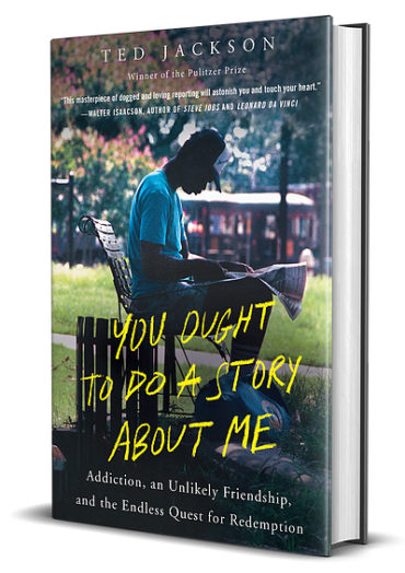 Cover of You Ought To Do A Story About Me